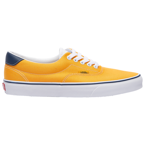 SOULIER VANS ERA 59 (C&L) SAFFRON/TRUE WHITE